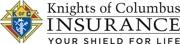 K of C Insurance Logo